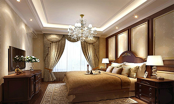 Prabangus-klasikinis-miegamasis-lubu-dekoras-apdailos-juostomis-3